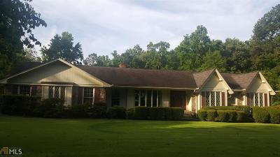Conyers Single Family Home For Sale: 2816 SW Orchard Rd