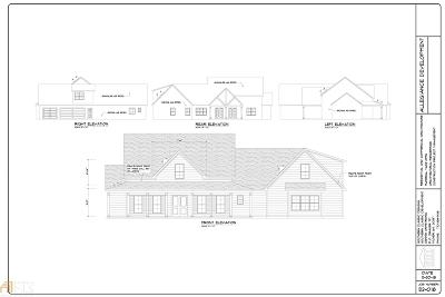 Fayetteville GA Single Family Home Under Contract: $553,149