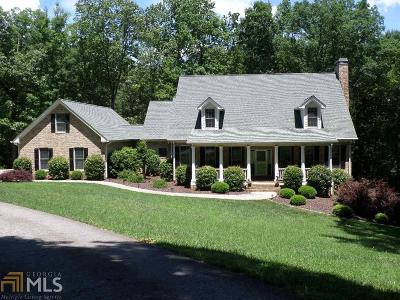 Sautee Nacoochee Single Family Home For Sale: 324 Sassafrass Ridge Rd