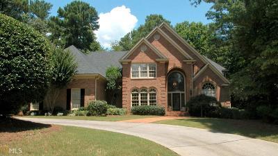 Roswell Single Family Home For Sale: 8830 Torrington Dr