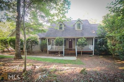 Habersham County Single Family Home For Sale: 1200 Deer Trail Lakes