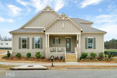 Fayetteville Single Family Home For Sale: 185 Treeside Ter