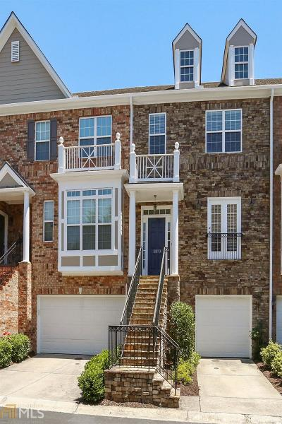Duluth Condo/Townhouse For Sale: 11070 Skyway Dr