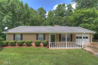 Conyers Single Family Home For Sale: 1635 Sugarmaple Dr