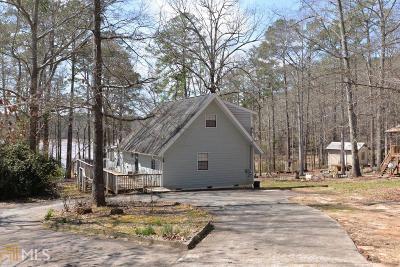 Buckhead, Eatonton, Milledgeville Single Family Home For Sale: 127 Little River Trl #B
