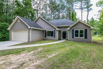 Monroe, Social Circle, Loganville Single Family Home Under Contract: 2615 Youth Monroe Rd