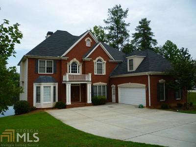 Stone Mountain Single Family Home For Sale: 7282 Glen Cv