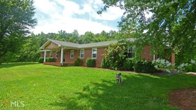 Union County Single Family Home For Sale: 196 Hilltop Vw
