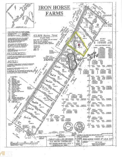 Lula  Residential Lots & Land For Sale: 5 Iron Horse Trl