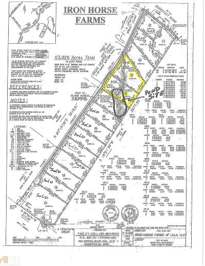 Lula  Residential Lots & Land For Sale: 56 Iron Horse Trl #5,6