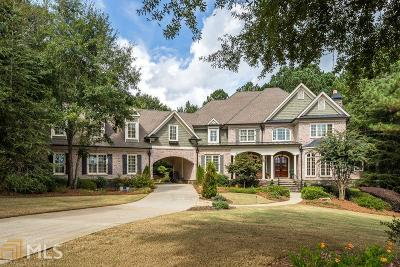 Johns Creek Single Family Home For Sale: 10620 Montclair Way