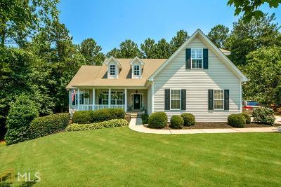 Senoia Single Family Home For Sale: 107 Whisper Creek Dr