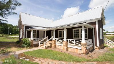 Habersham County Single Family Home For Sale: 3398 441 Old Historic Hwy #3408/339