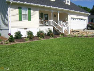 Elbert County, Franklin County, Hart County Single Family Home For Sale: 182 Adams Place Dr