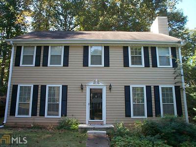 Tucker Single Family Home Under Contract: 998 Pointer Ridge