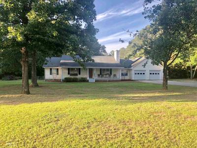 Covington Single Family Home For Sale: 487 Richards Chapel