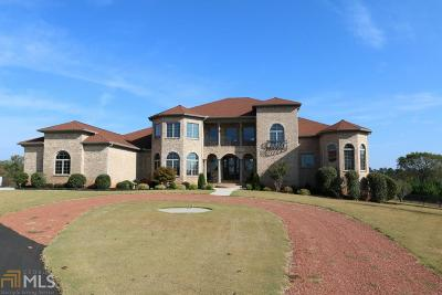 Mansfield Single Family Home For Sale: 1020 Estes Rd