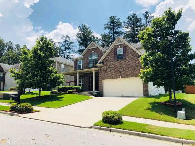 Lithonia Single Family Home Back On Market: 7551 Willow Leaf Trl