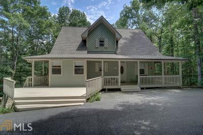 Blairsville Single Family Home For Sale: 1150 Gibbs Rd