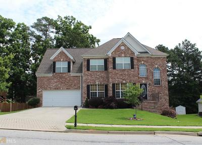 Stockbridge Single Family Home For Sale: 386 Vista Creek Dr