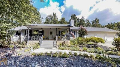 Coweta County Single Family Home Under Contract: 75 Ellison Dr