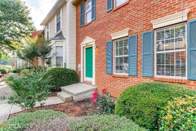 Tucker Condo/Townhouse For Sale: 6444 Wedgeview Dr