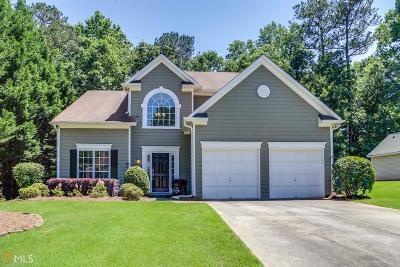 Alpharetta Single Family Home For Sale: 5930 Rives Dr