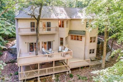 Roswell Single Family Home For Sale: 135 Skyland Dr