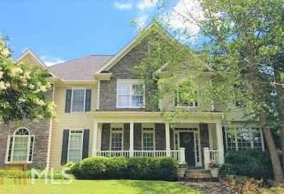 Acworth Single Family Home For Sale: 6060 Kenbrook Knoll