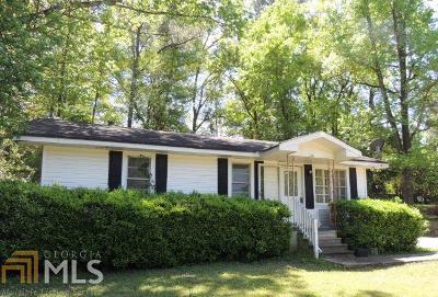 Milledgeville Single Family Home For Sale: 106 SE Stuart Cir