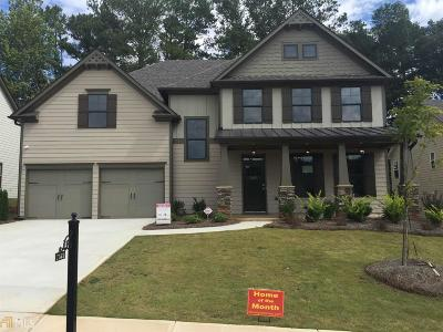 Lawrenceville Single Family Home Under Contract: 906 Halletts Peak #67