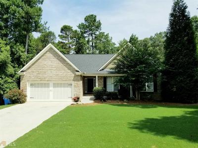 Monroe Single Family Home For Sale: 209 Jennifer Springs Way