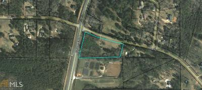 Griffin Residential Lots & Land For Sale: 54 Wilder Rd