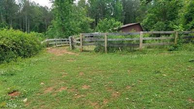Dawsonville Single Family Home For Sale: 2284 Elliott Family Pkwy