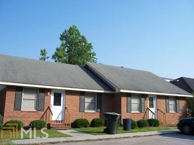 Statesboro Multi Family Home For Sale: 110 Lanier Dr #Par A
