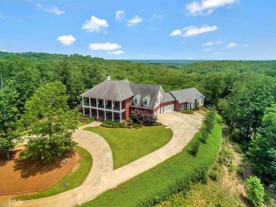 Banks County Single Family Home For Sale: 305 Banks Ridge Dr
