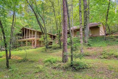 Clarkesville Single Family Home For Sale: 136 Wild Turkey Holw