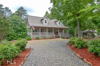 Union County Single Family Home For Sale: 62 W Whispering Pines