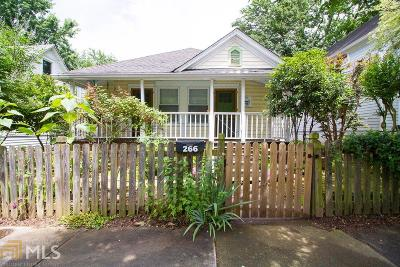 Fulton County Single Family Home For Sale: 266 Iswald St