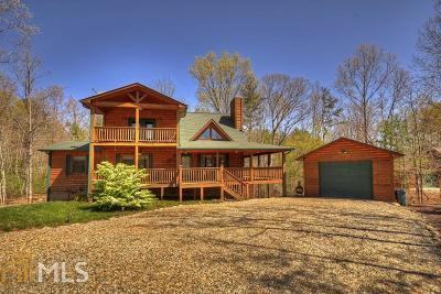 Blairsville Single Family Home For Sale: 211 Wrought Iron Trl