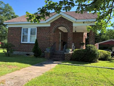 Elberton GA Single Family Home For Sale: $75,000