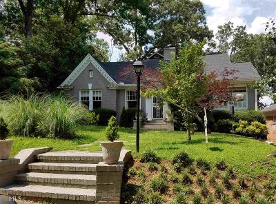 Atlanta Single Family Home For Sale: 1330 Emory Rd