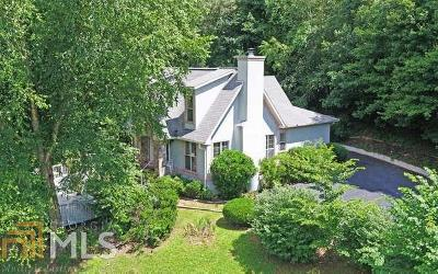 Blairsville Single Family Home For Sale: 256 Collins Ln