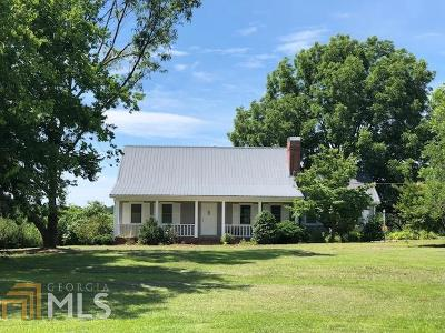 Carrollton Single Family Home For Sale: 393 Blackwelder Rd