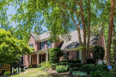 Kennesaw Single Family Home For Sale: 5342 Tallgrass Way