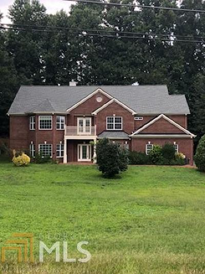 Lawrenceville Single Family Home New: 2177 Five Forks Trickum