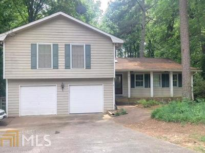Conyers Single Family Home New: 861 Sweet Briar Ln
