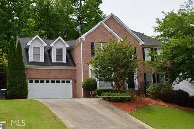 Duluth Single Family Home For Sale: 3435 Oak Hampton Way