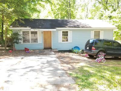 Jasper County Single Family Home For Sale: 423 Banks St