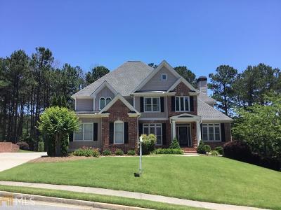 Acworth Single Family Home For Sale: 231 Golf Crest Dr